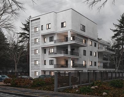Residential building in Switzerland