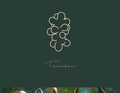 THUMBER-Teether Product Design&Branding