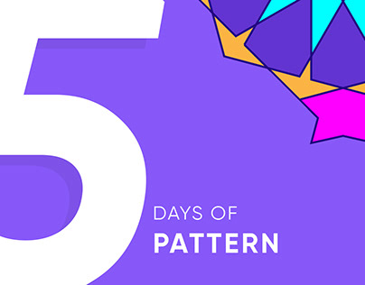 5 days of pattern