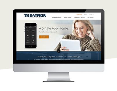 Theatron –Volusion Client