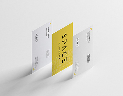 Space Refinery Branding// Design & Build Office