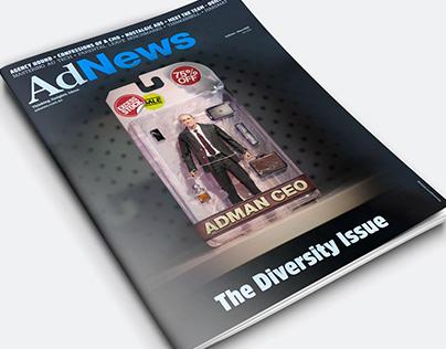 AdNews Cover