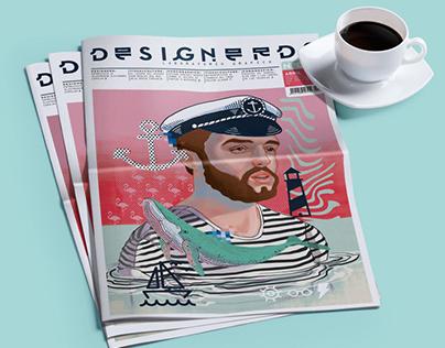 Designerds | Newspaper