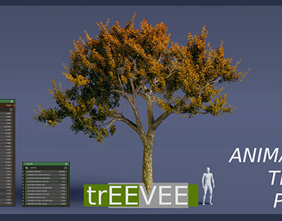 trEEVEE - ANIMATED TREES PACK