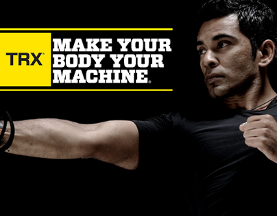 "Landing page for gym ""Flex"""