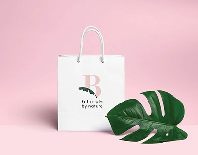 Blush by Nature  Branding Project