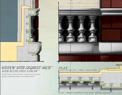 Architectural Terra Cotta Plates