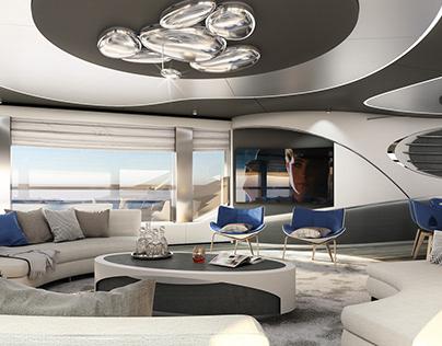 170 ft with Fulvio De Simoni Yacht Design