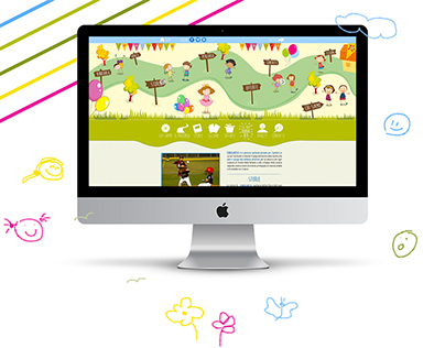 Bimbolandia Website