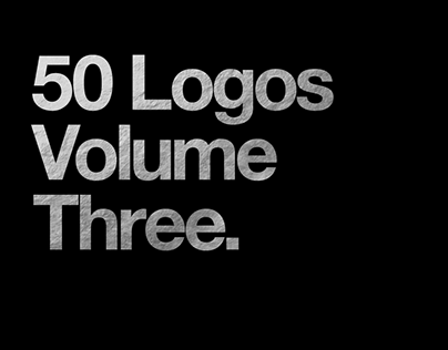 50 Logos / Volume Three.