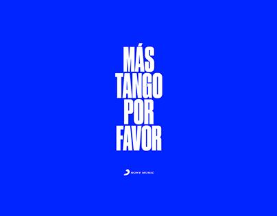 Más Tango Por Favor