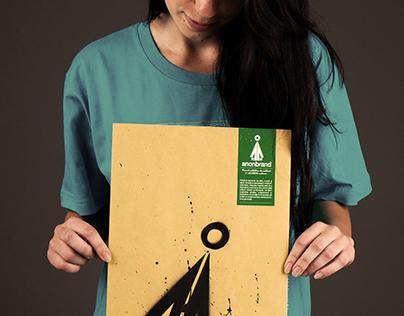 Anonbrand | T-shirt packaging