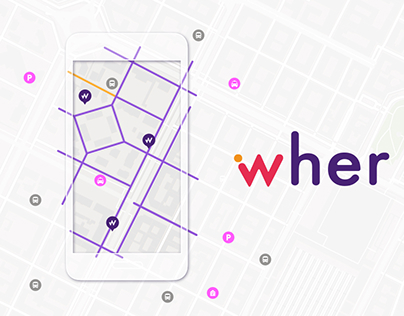 Wher - maps and cities for women