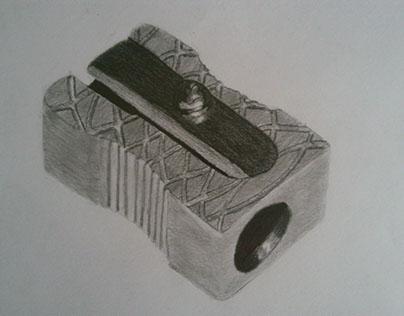(pencil) sharpener