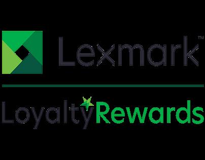 Lexmark Loyalty Rewards Communications