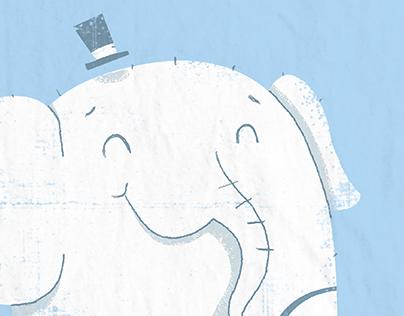 Tightrope Elephant