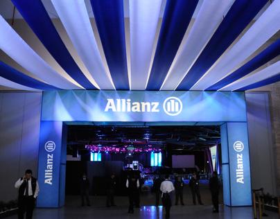 Fusion Allianz Colombia