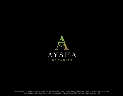 Aysha Organics Logo