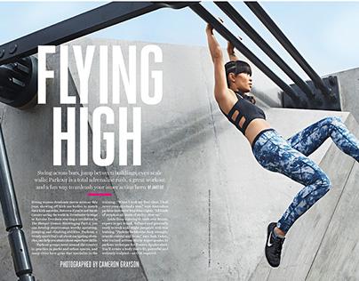 SELF magazine / Fitness / 2014-2015