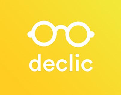 Declic, AR game mobile app