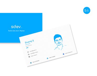 sdev-Brand Design