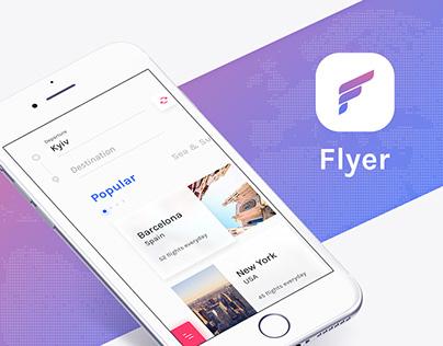 Flyer Flight Booking