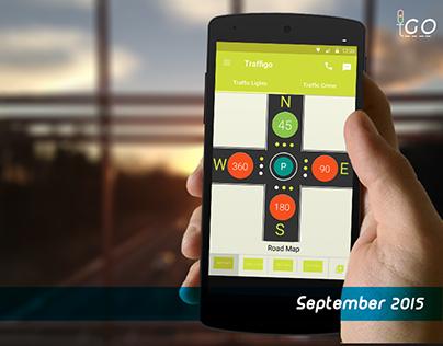 TraffiGo- An app to smartly manage traffic system