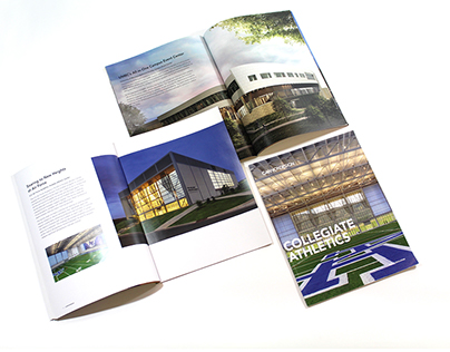 Collegiate Athletics Brochure