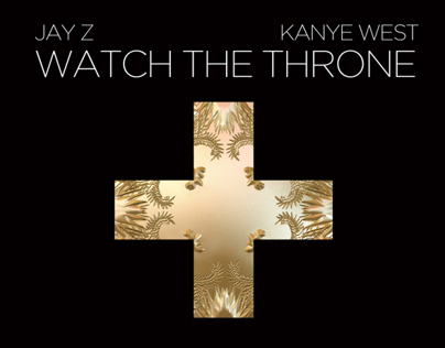 Jay-Z & Kanye West Tshirt design Watch The Throne