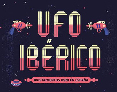 Infografía UFO IBÉRICO