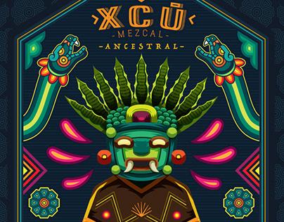 Mezcal Xcú - Imagen