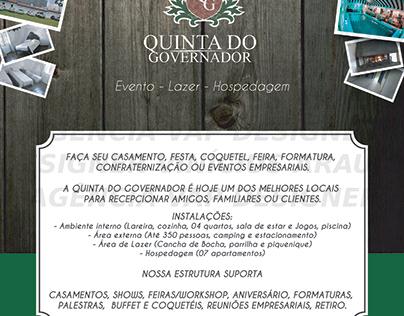 Site Quinta do Governador
