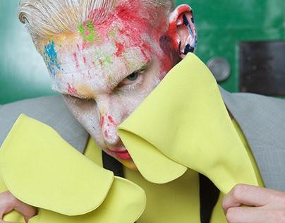 Clown House/For IMIRAGEMAG