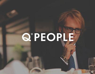 QPeople Website Design & Development