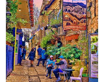 TSFAT -ISRAEL - A DAY TRIP