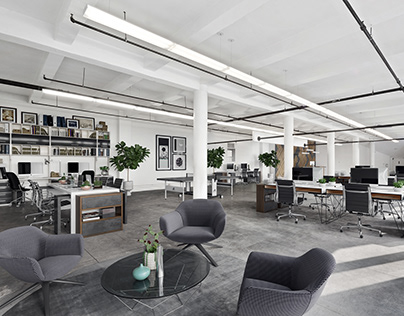 CG - Commercial Office Space NY