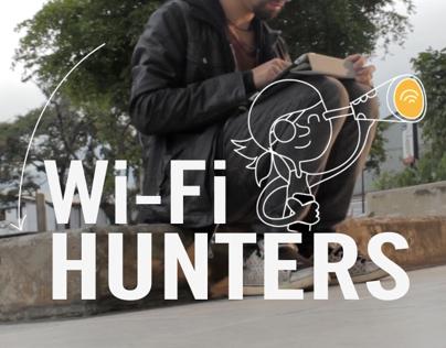 WI-FI HUNTERS