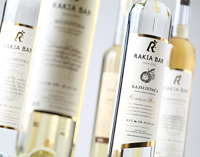 RAKIA BAR - Cheer up in Style!