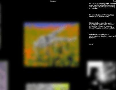 DOMINIQ.XYZ / Website