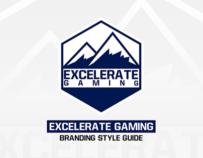 Excelerate Gaming (Logo & Branding)