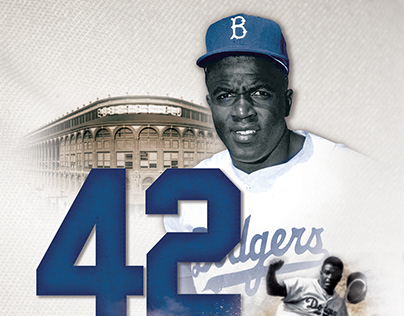 Jackie Robinson Insert Poster