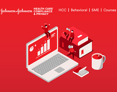 Look and feel sitio web Johnson&Johnson HCC