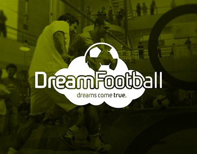 DREAM FOOTBALL | Visual Identity, Website and Events