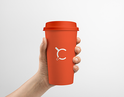 2 Coffee Visual Identity