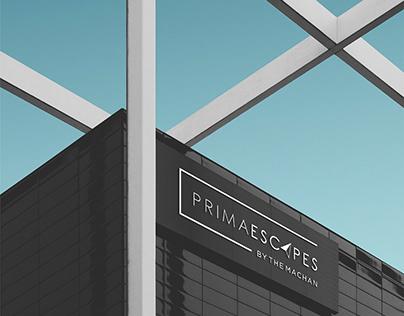 PrimaEscapes Branding