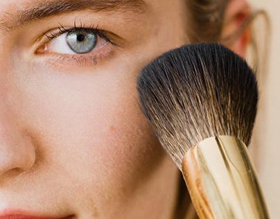 LUSH Makeup - Brush Collection
