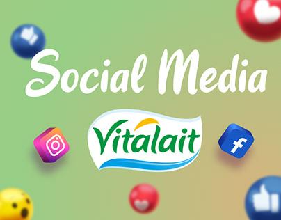 Social Media | Vitalait