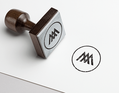 Logo + Branding - Bevel Wood
