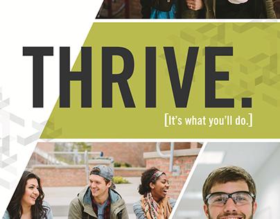 Intro Brochure / Calvin College