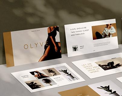 Olyve Presentation